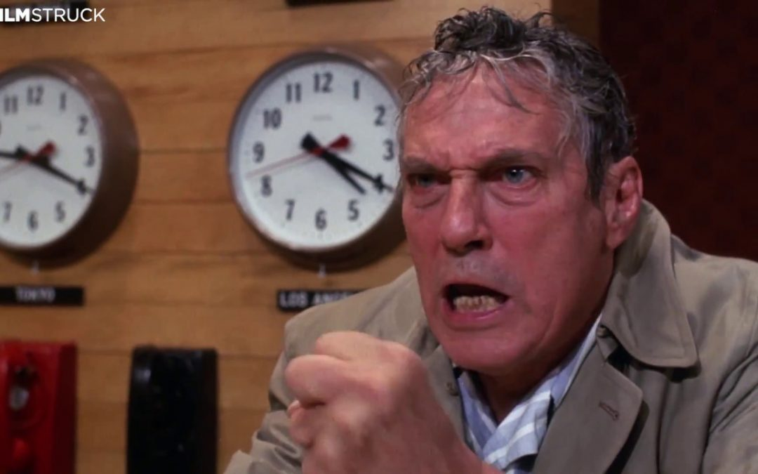 "Classic ""Network"" Clip Takes on New Relevance for Americans in Lockdown"