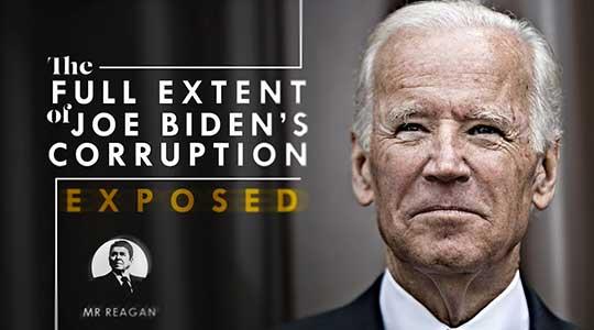 The Full Extent of Joe Biden's Corruption