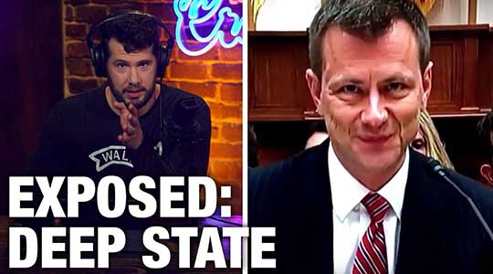 EXPOSED: Deep State Plot Against Trump | Louder with Crowder