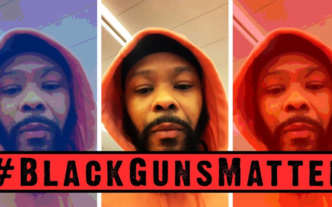 #BlackGunsMatter Founder RIPS Media's VA Gun Rally Coverage: 'They Have An Interest In Chaos'