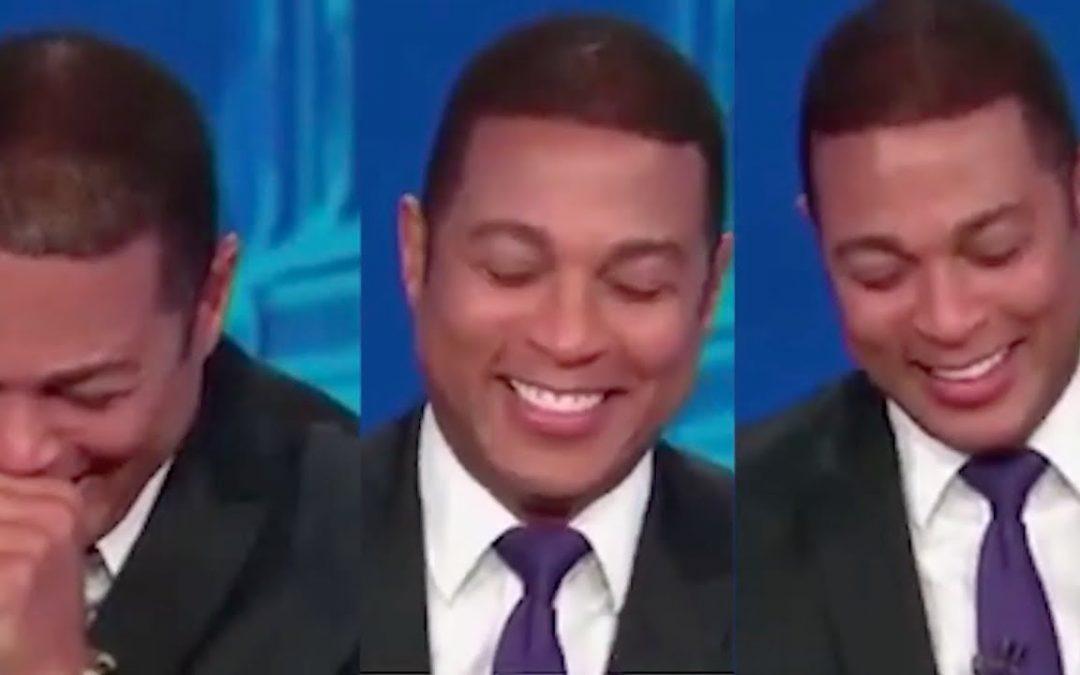 CNN Laughs It Up