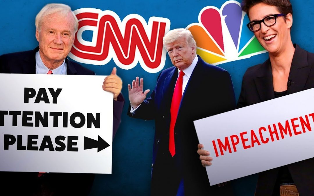 Shapiro: Note To Media — Nobody Cares About Impeachment