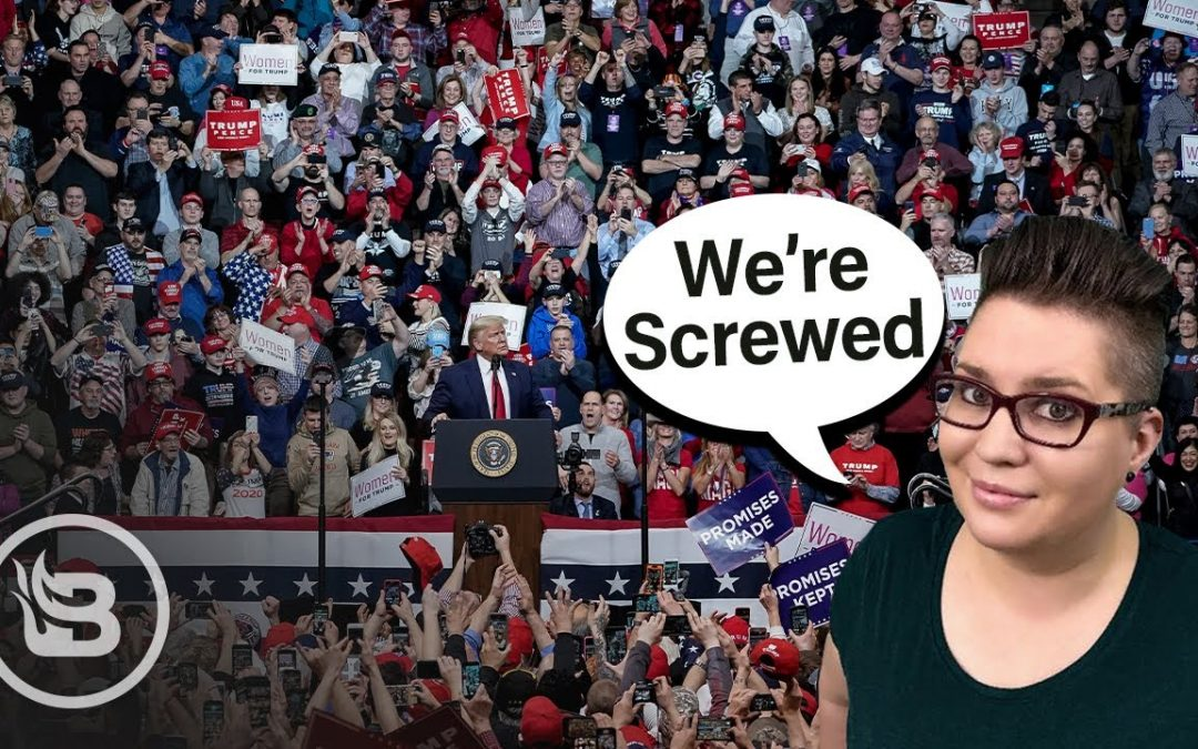 Democrat Goes to Trump Rally and Realizes Dems Are SCREWED in 2020 | Glenn Beck