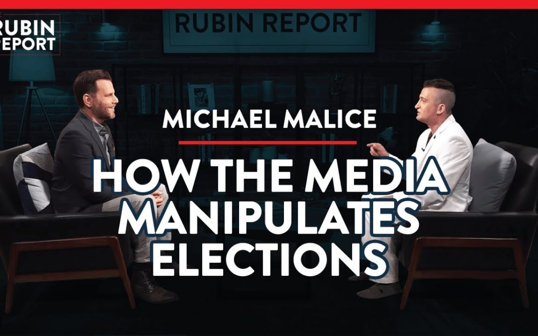 Exposing the Reality Of How Media Always Manipulates Us | Michael Malice | POLITICS | Rubin Report