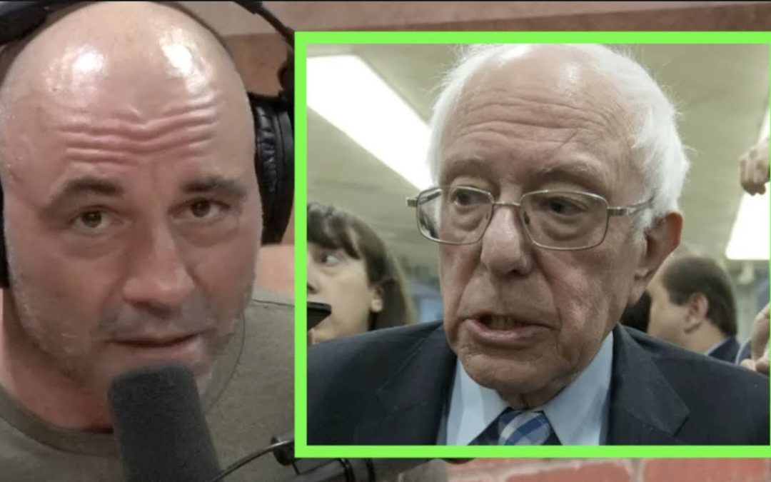 Joe Rogan Responds to Bernie Sanders Endorsement Controversy
