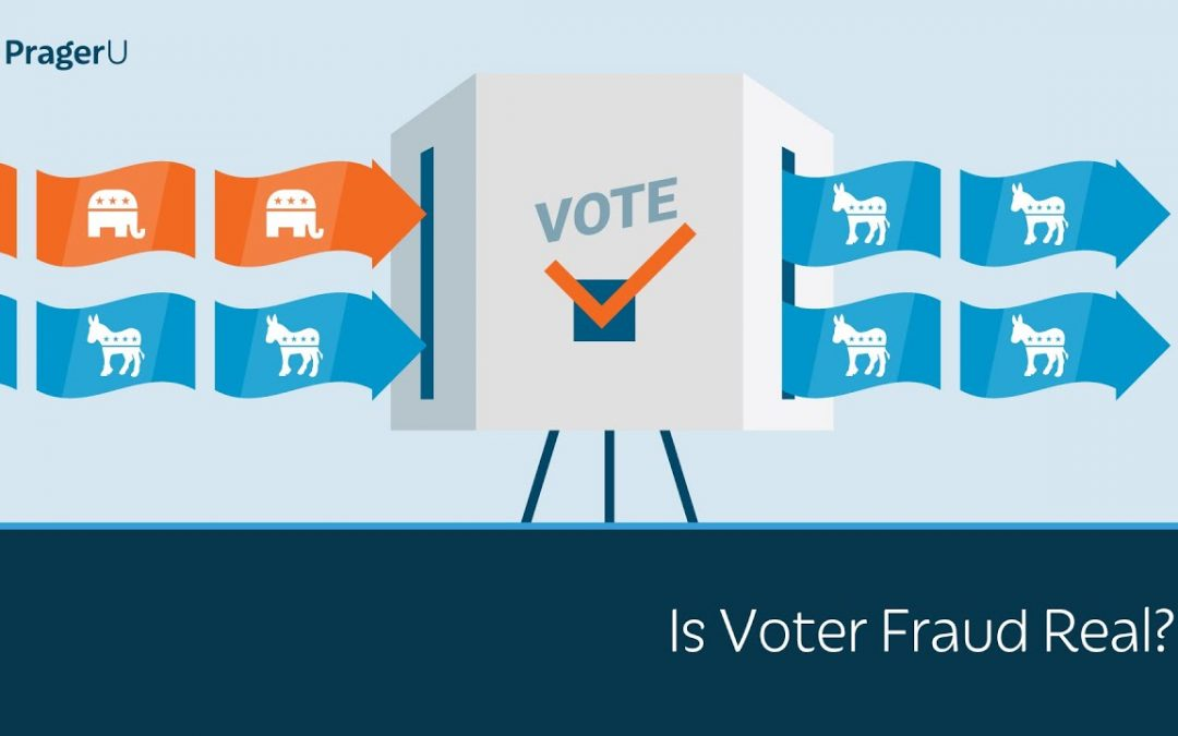 Is Voter Fraud Real?