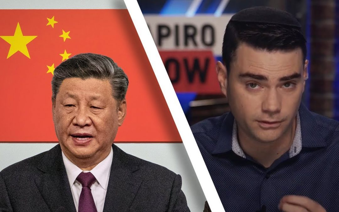Ben Shapiro SLAMS China Over Spread Of Coronavirus