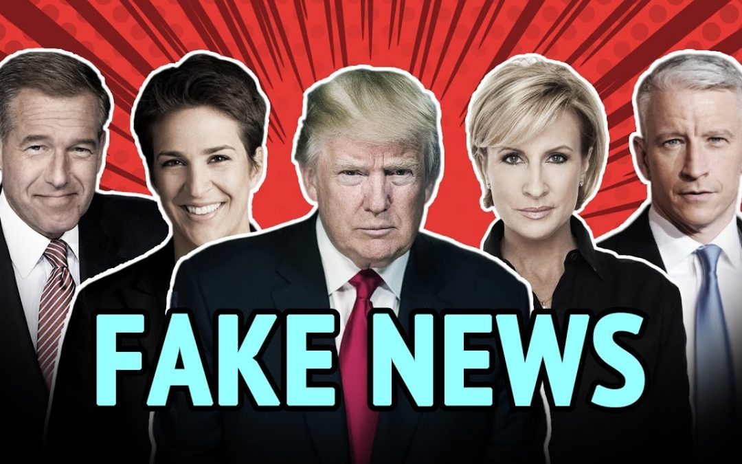 Fake News Remix – Donald Trump vs. The Mainstream Media