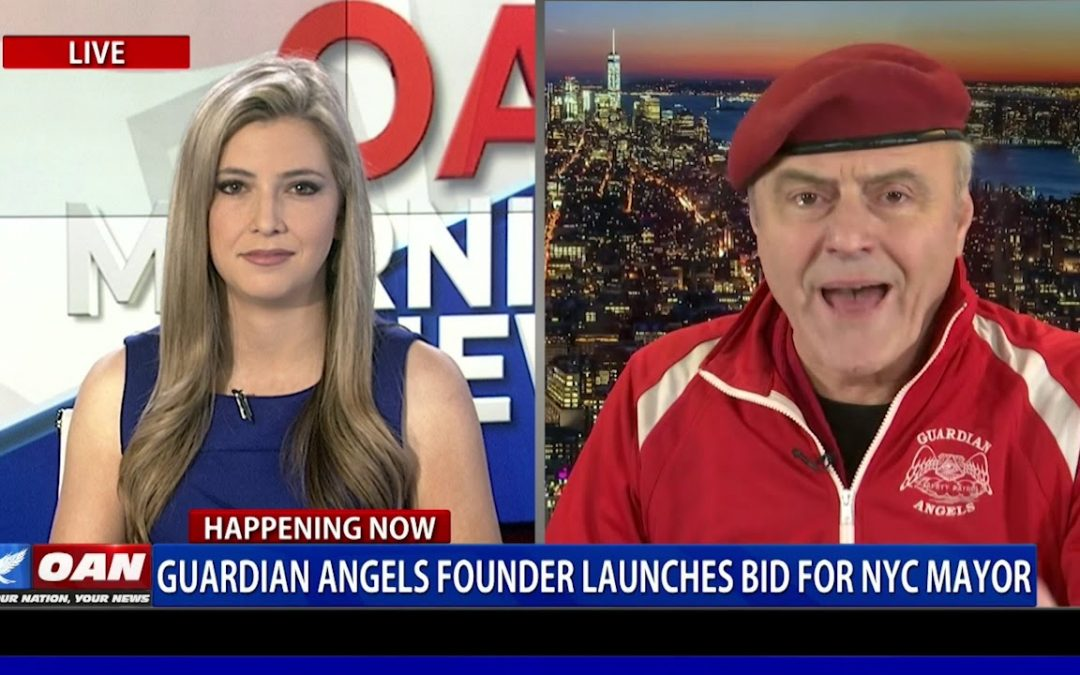 Guardian Angels founder Curtis Sliwa launches bid for NYC mayor