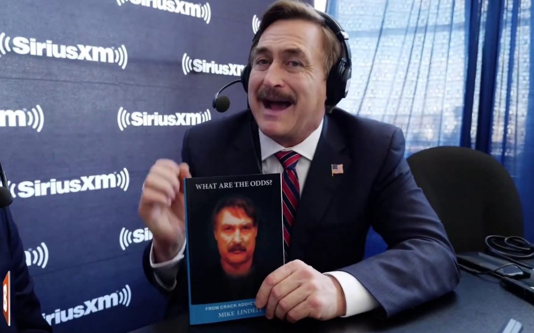 Mike Lindell: President Trump Rebranded the Republican Party to the 'Common Sense Party'