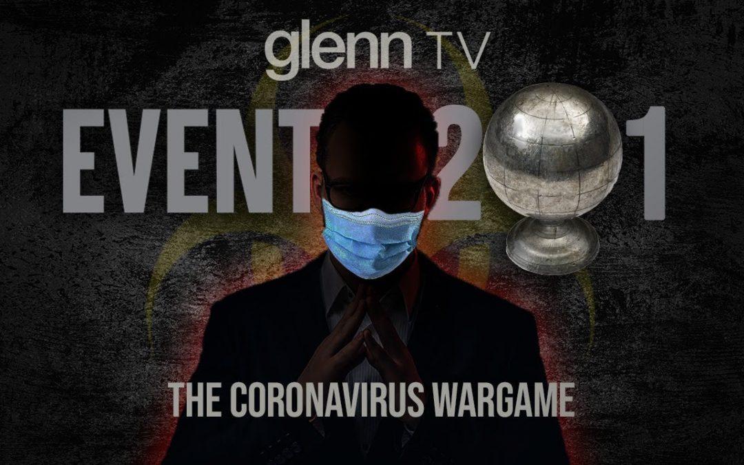 The True Purpose of the Coronavirus Wargame | Glenn TV
