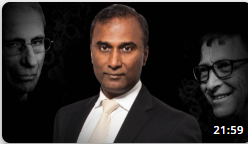 U.S. Senate Candidate Dr. Shiva Ayyadurai Responds To Bill Gates And Anthony Fauci