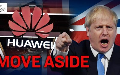 10 Nations Band Together to Develop 5G Network to Lessen Dependence on Huawei