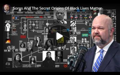 Soros And The Secret Origins Of Black Lives Matter